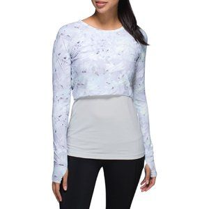 Lululemon Run Sea-Me Run Long Sleeve